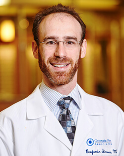 Lawrenceville Ophthalmologist Benjamin R. Strauss, M.D.
