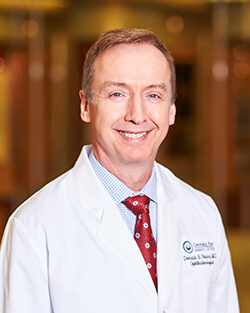 Lawrenceville Ophthalmologist Donald E. Poland, M.D.