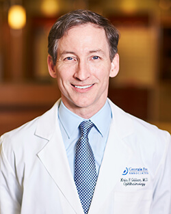 Lawrenceville Ophthalmologist Kris F. Gillian, M.D.